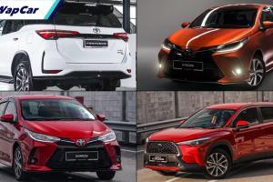 Honda Malaysia masih No.1? 2021 tahun Toyota untuk rampas takhta