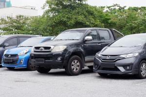 Kereta jenama Jepun terlaris dalam pasaran kereta terpakai