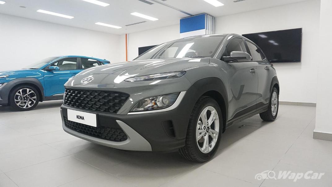 2021 Hyundai Kona 2.0 Standard Exterior 001