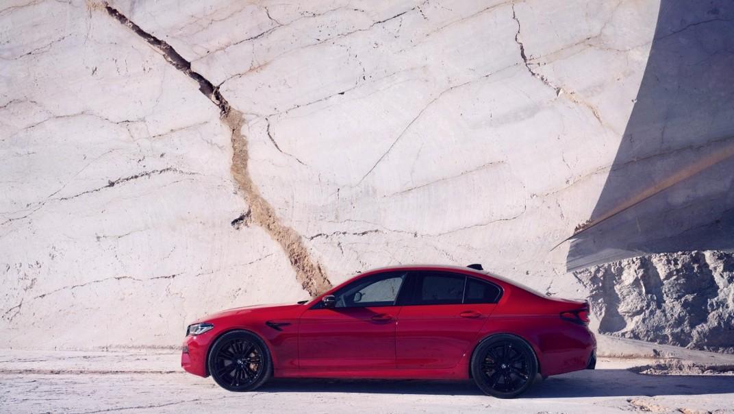 2020 BMW M5 Exterior 018