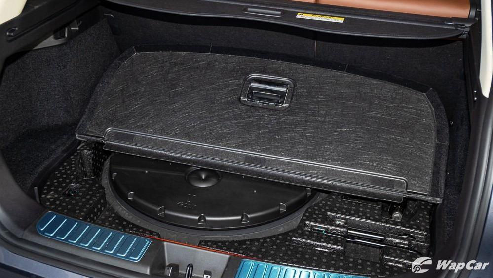 2020 Proton X70 1.8 Premium 2WD Interior 057