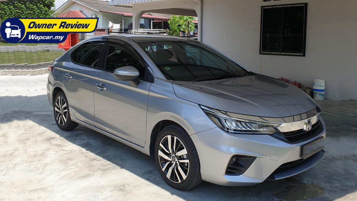Owner Review: Powerful DOHC engine, good fuel economy - My 2020 Honda City 1.5V 01