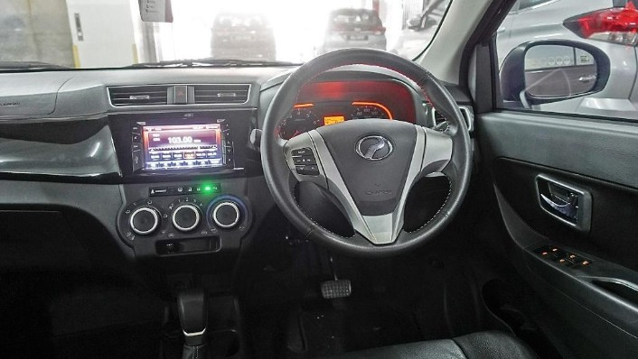 2018 Perodua Bezza 1.3 Advance Interior 003