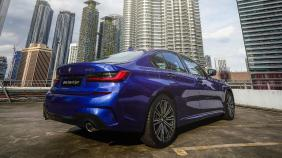 2020 BMW 3 Series 330e Exterior 006