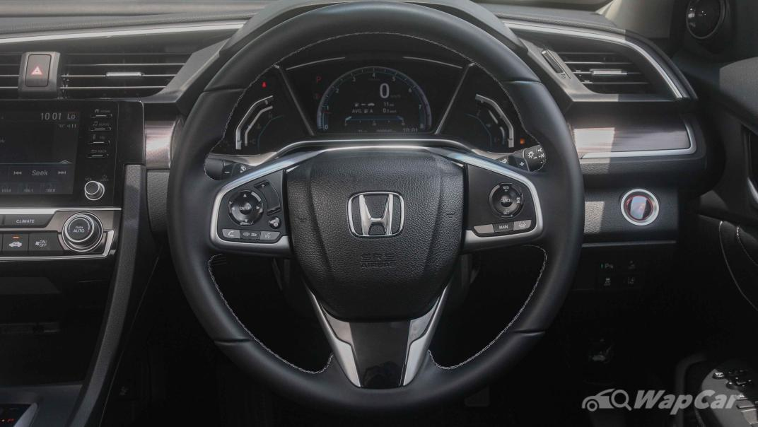 2020 Honda Civic 1.5 TC Premium Interior 095