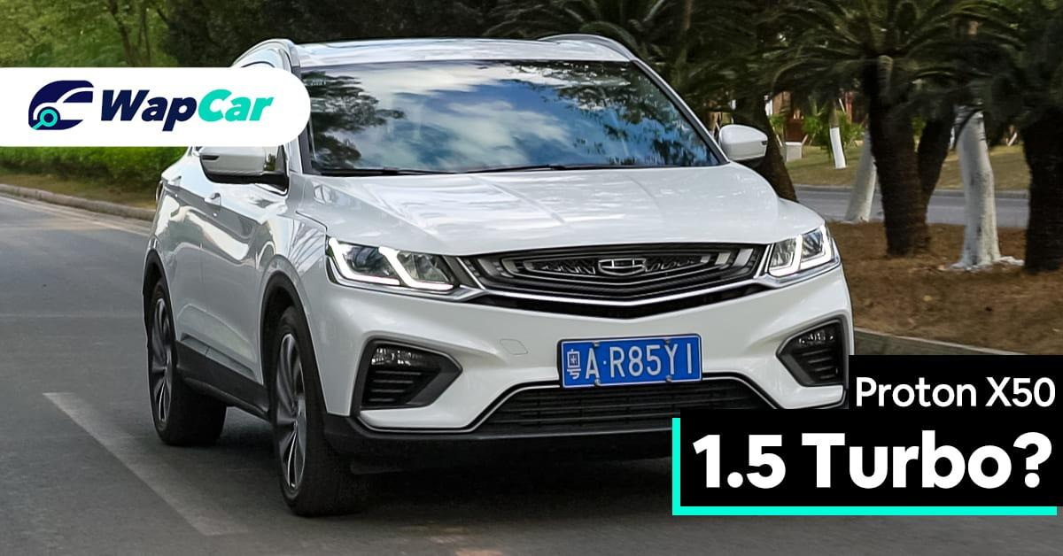 2020 Geely Binyue (Proton X50) Review