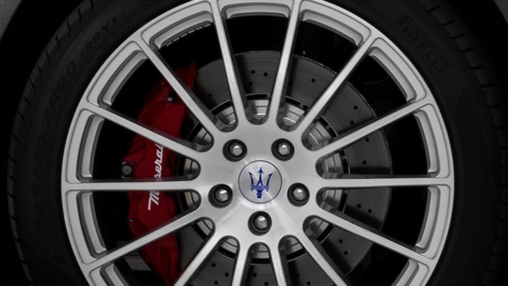 Maserati Quattroporte (2019) Exterior 016