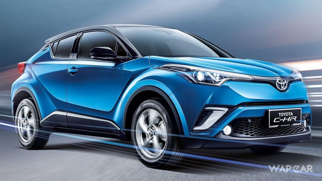 What's so great about the RM 150k 2019 Toyota C-HR? 01