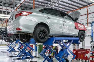2020 Toyota Vios – UMWT increases maintenance cost by RM 232, now RM 4,242 for 5 years
