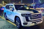 2022 Toyota Land Cruiser 300 joins the Dubai Police Force