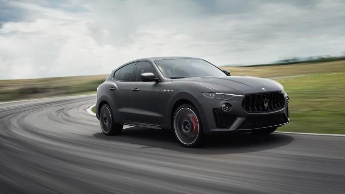 Maserati Levante (2019) Exterior 004