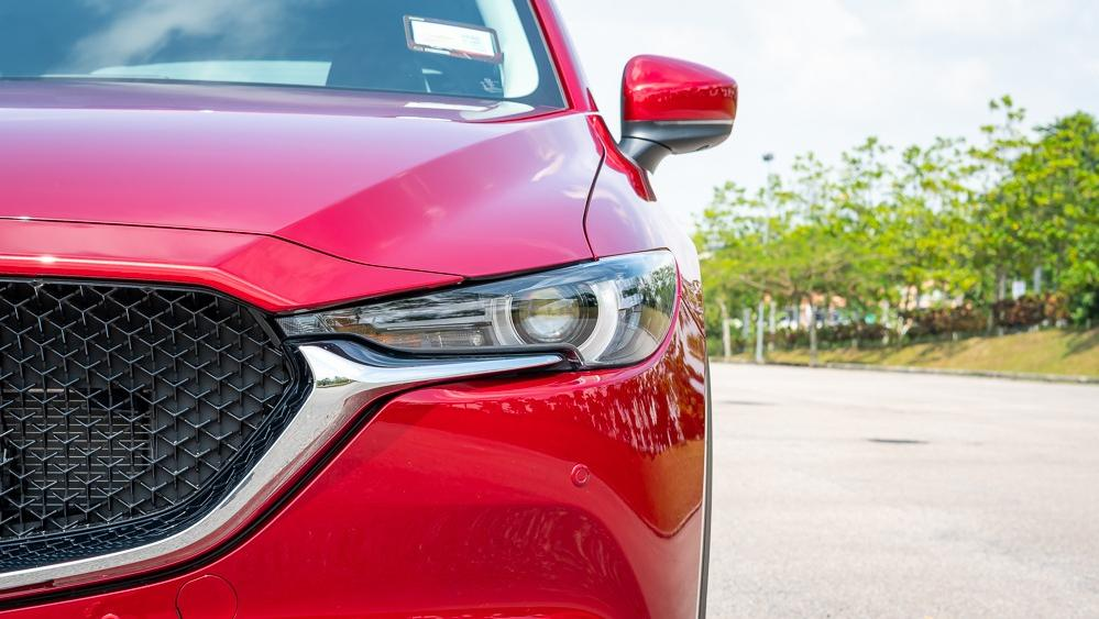 2019 Mazda CX-5 2.5L TURBO Exterior 018