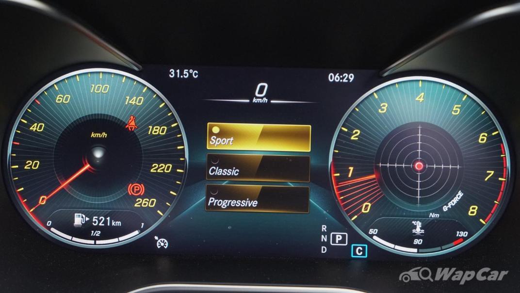 2020 Mercedes-Benz C-Class C 200 AMG Line Interior 005