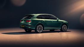 2020 Bentley Bentayga V8 Normal Edition Exterior 004