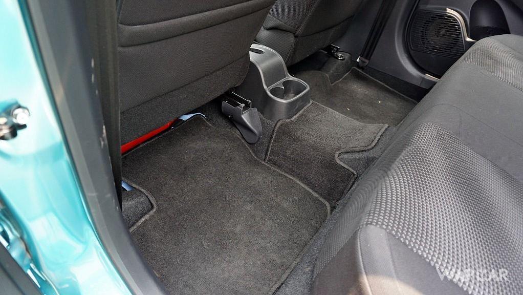 2018 Perodua Myvi 1.3 X AT Interior 048