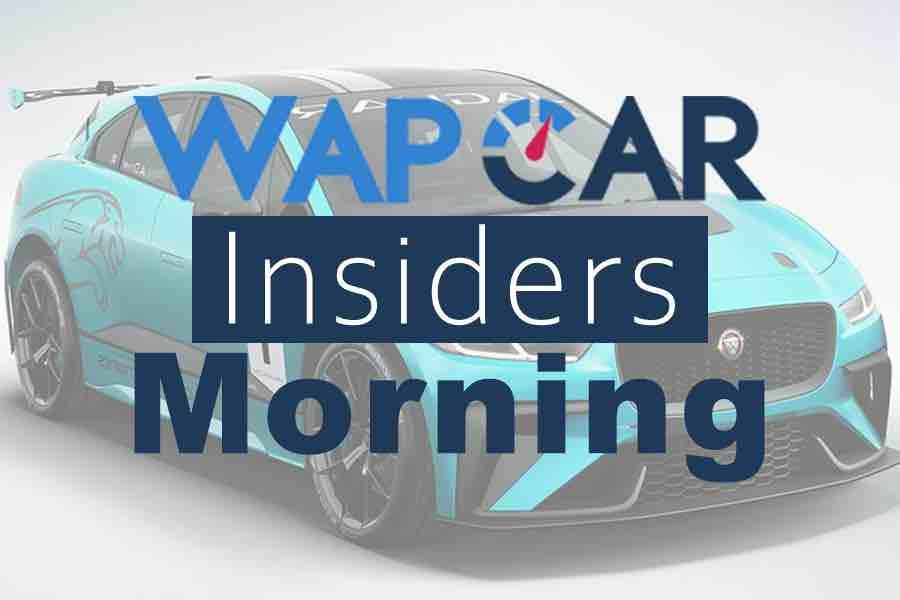 Wapcar Morning Insiders (Sep. 25, 2019)