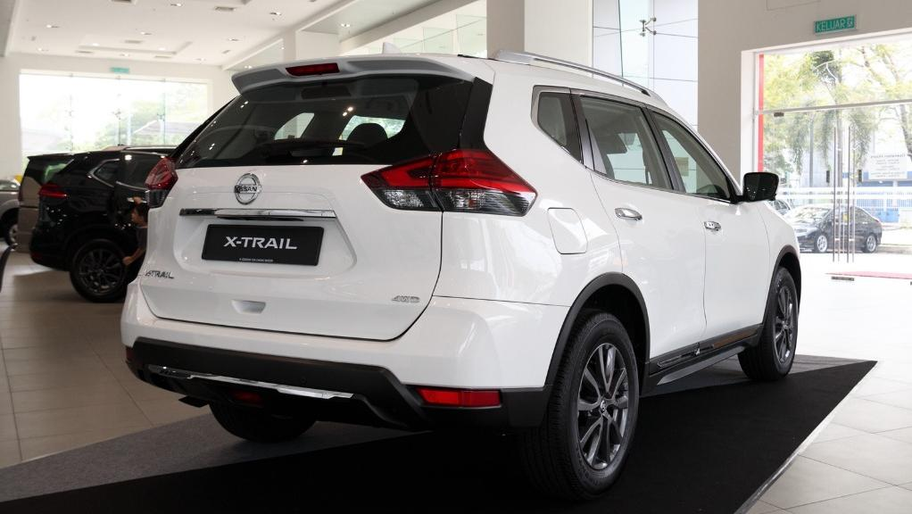 2019 Nissan X-Trail 2.5 4WD Exterior 005