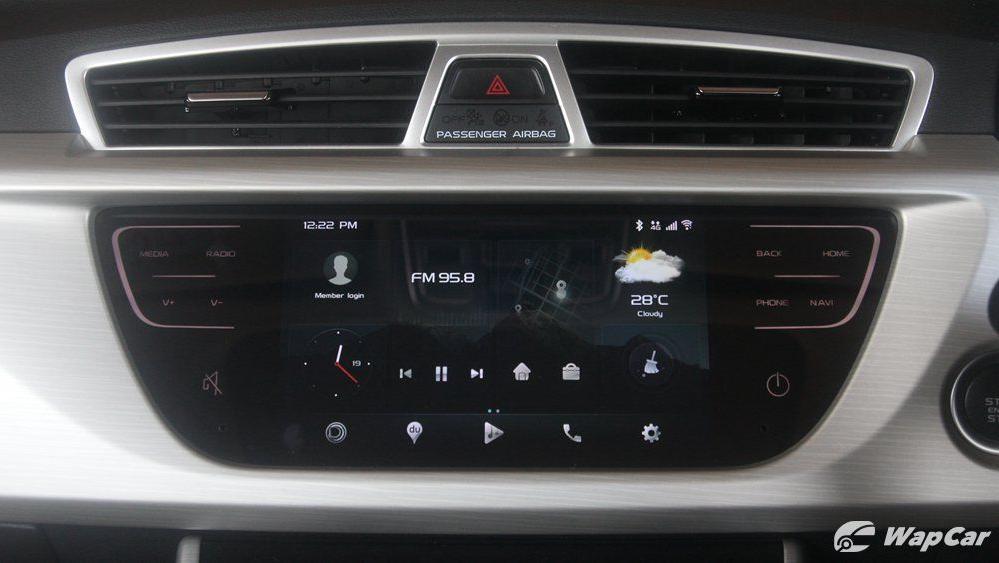 2018 Proton X70 1.8 TGDI Premium 2WD Interior 086