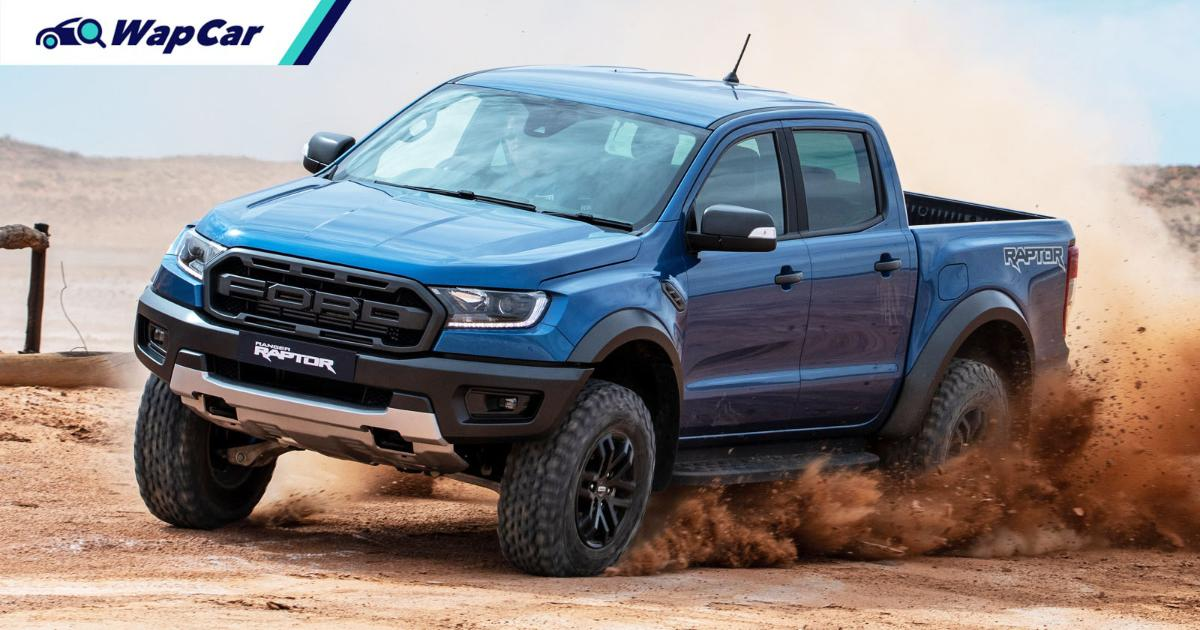 Save up to RM 8k on a new Ford Ranger Raptor or a Ranger Wildtrak! 01