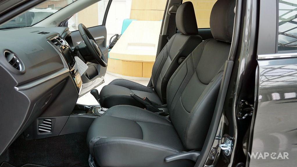 Perodua Aruz (2019) Interior 024