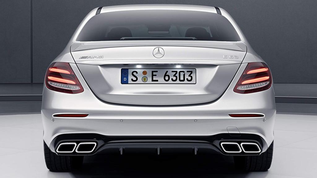 Mercedes-Benz AMG E-Class (2019) Exterior 003