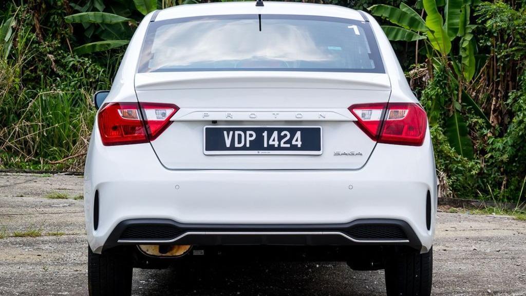 2019 Proton Saga 1.3L  Premium AT Exterior 006