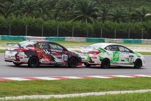 Wet races and drama marks Toyota Gazoo Racing Vios Challenge Season 4 opener
