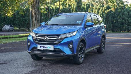 2019 Perodua Aruz 1.5 AV Price, Specs, Reviews, Gallery In Malaysia | WapCar