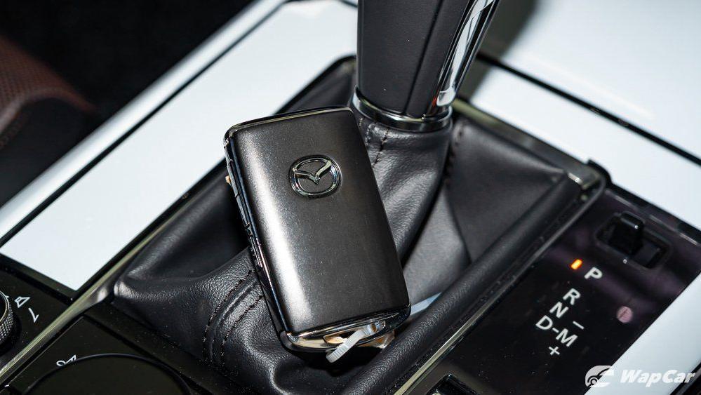 2020 Mazda CX-30 SKYACTIV-G 2.0 Interior 070