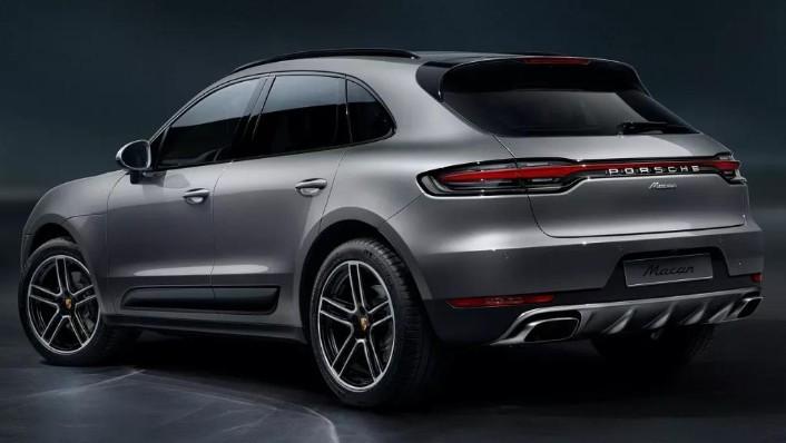 Porsche Macan (2019) Exterior 010