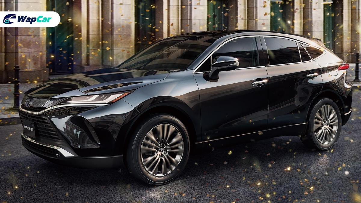 All-new Toyota Harrier launched in Japan, starts at 2,990,000 Yen 01