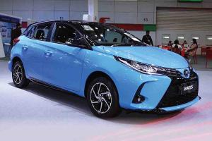 Toyota Yaris outsells Honda Jazz in Thailand in 2020, but for how long more?