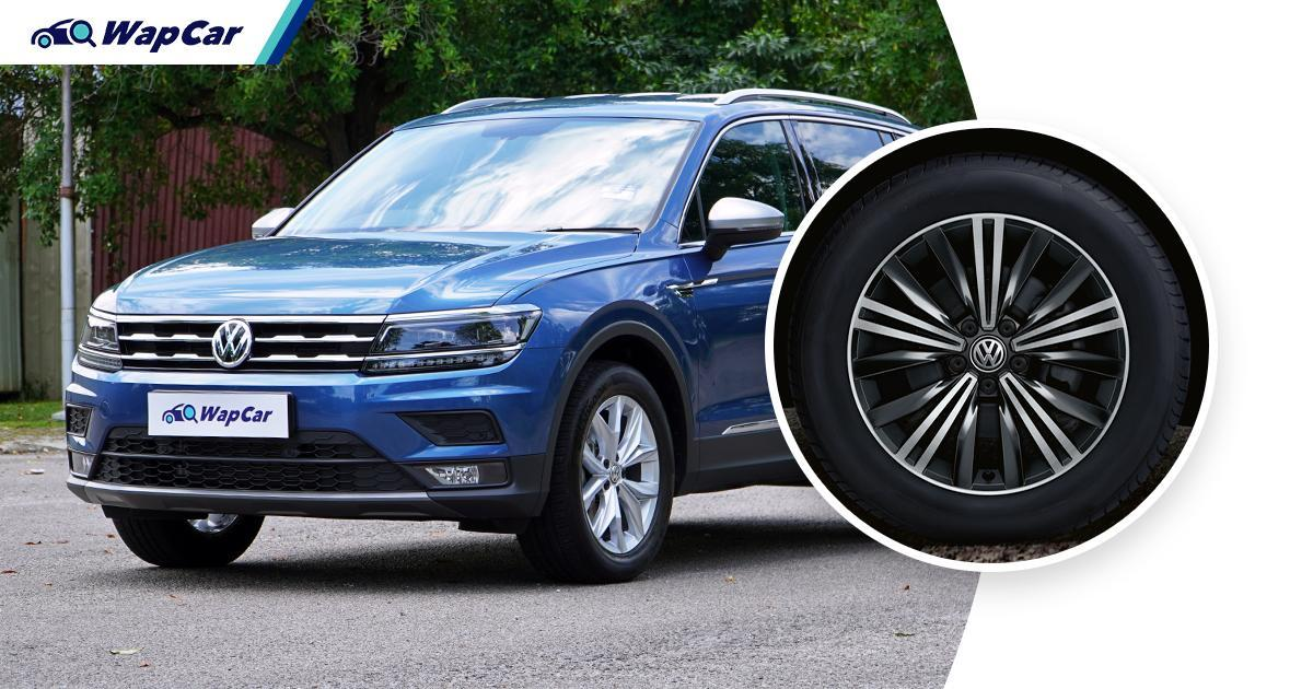 2021 VW Tiguan Allspace Highline 1.4 in Malaysia gets new wheels, LED taillamps, USB-C sockets 01