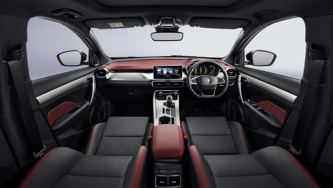 Proton X50 (2020) Interior 001