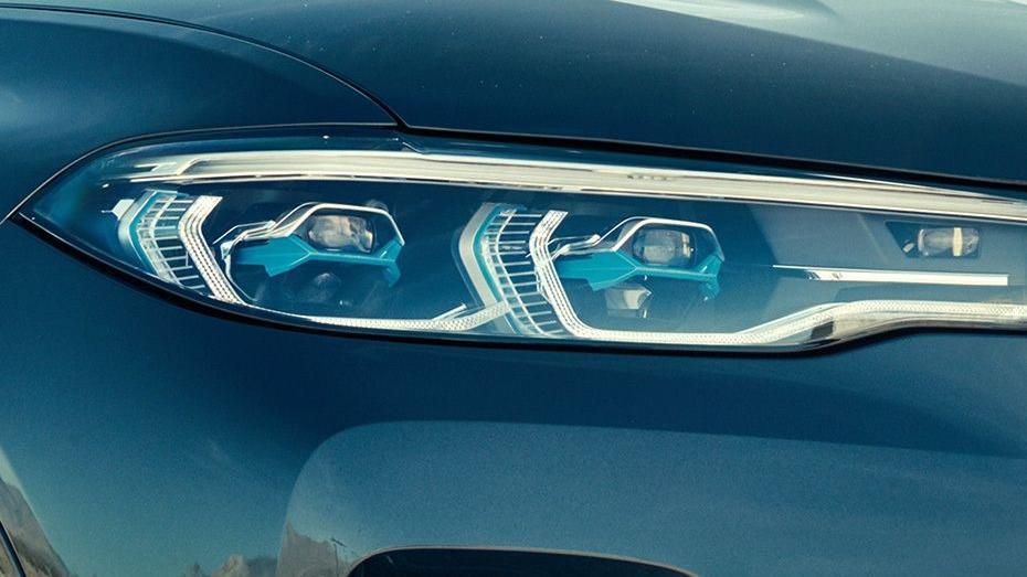 BMW X7 (2019) Exterior 008