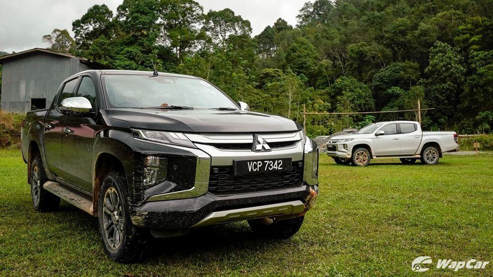 Mitsubishi Triton pulls ahead of Toyota Hilux in four Malaysia states 01