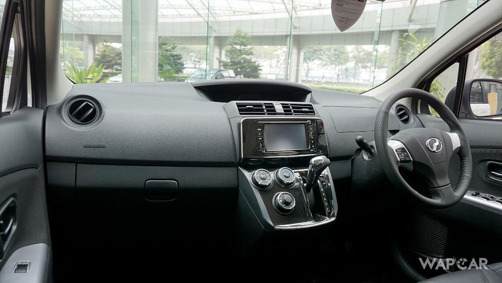 2018 Perodua Alza 1.5 AV AT Interior 002