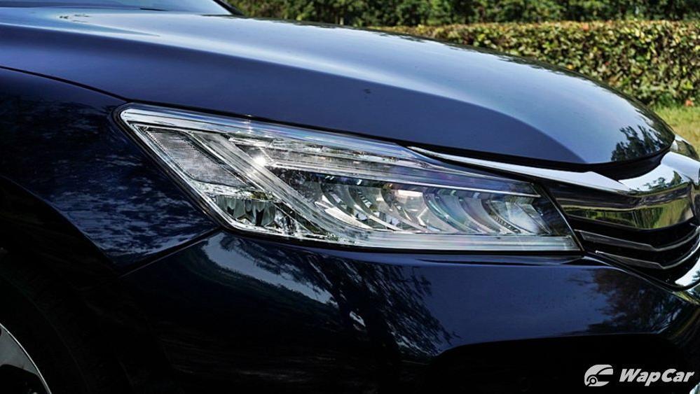2018 Honda Accord 2.4 VTi-L Advance Exterior 013