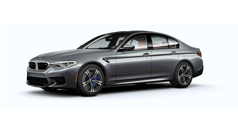 BMW M5 (2019) Others 003