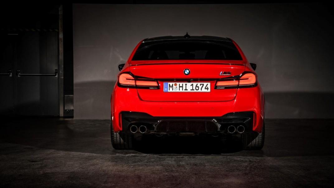 2020 BMW M5 Exterior 041