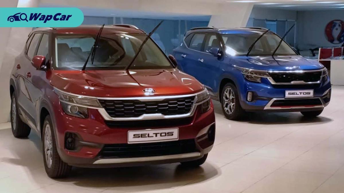2020 Kia Seltos detailed for Malaysia, HR-V rival to get 1.6L MPI, 2 variants, CBU India 01