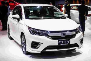 A closer look at the 2020 Honda City with a turbo engine that we won't get (yet)