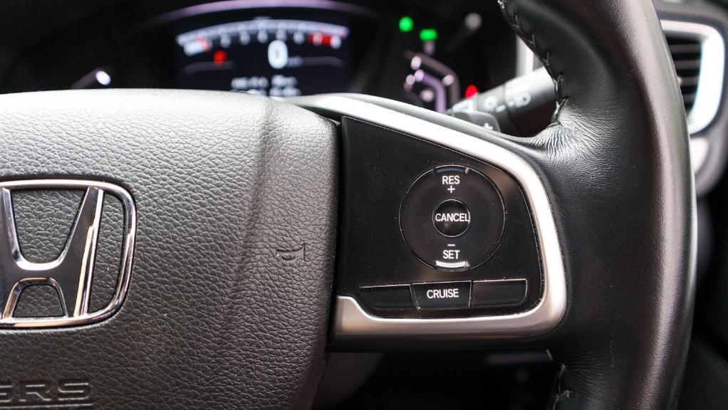 2019 Honda CR-V 2.0 2WD Interior 007