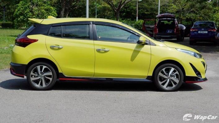 2019 Toyota Yaris 1.5G Exterior 004