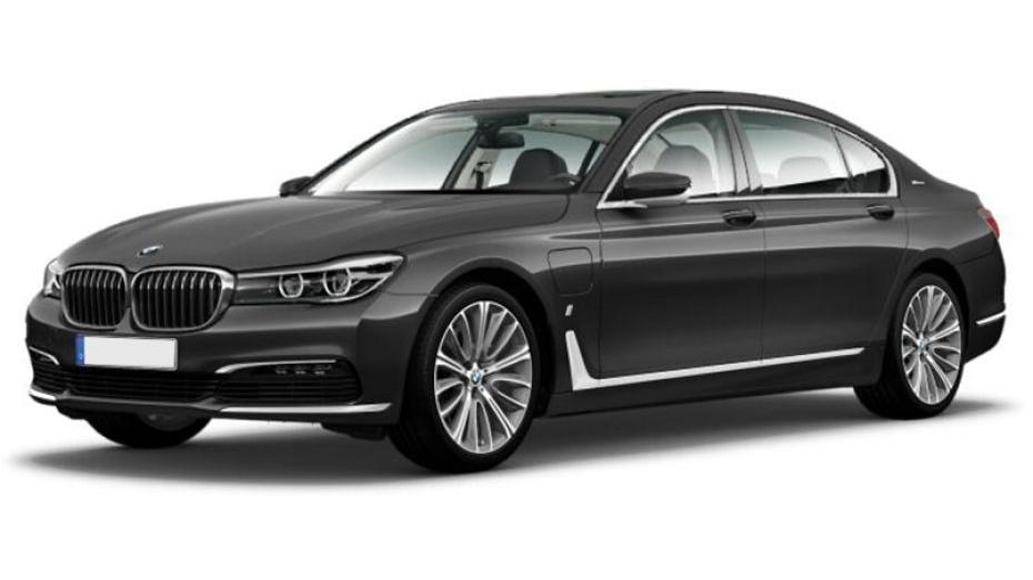 BMW 7 Series (2019) Others 002