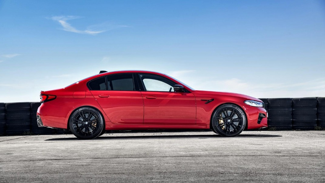 2020 BMW M5 Exterior 068