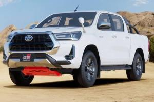 2020 Toyota Hilux gains Gazoo Racing parts, cost as much as a new Myvi!
