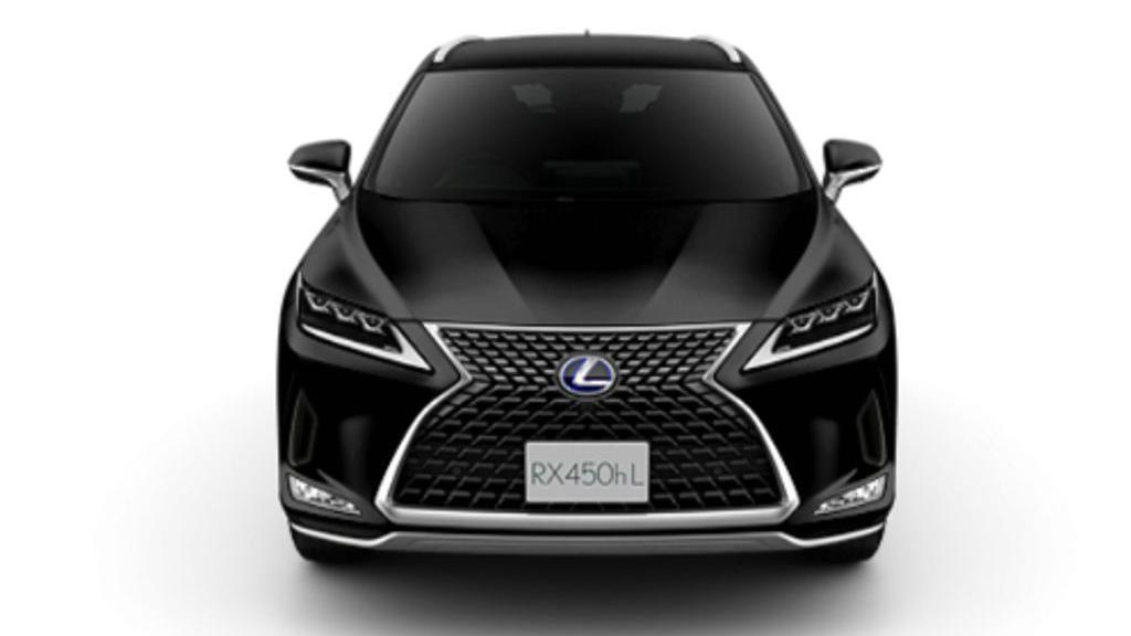 Lexus RX (2019) Exterior 002