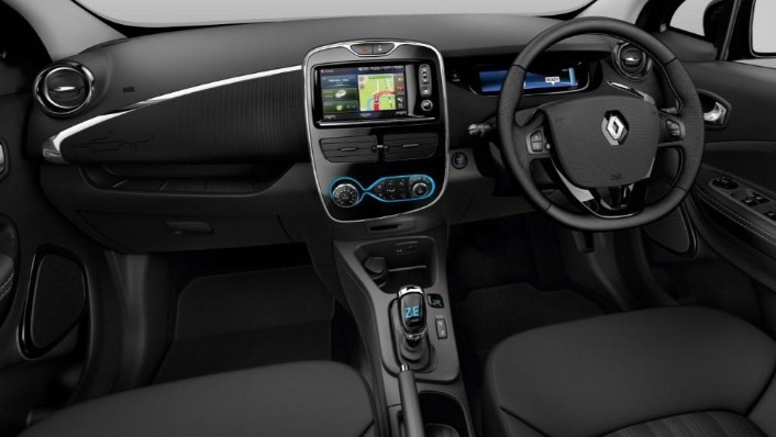 Renault Zoe (2016) Interior 001