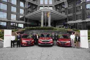 The Honda City, Jazz, and CR-V achieved top ranking in quality study
